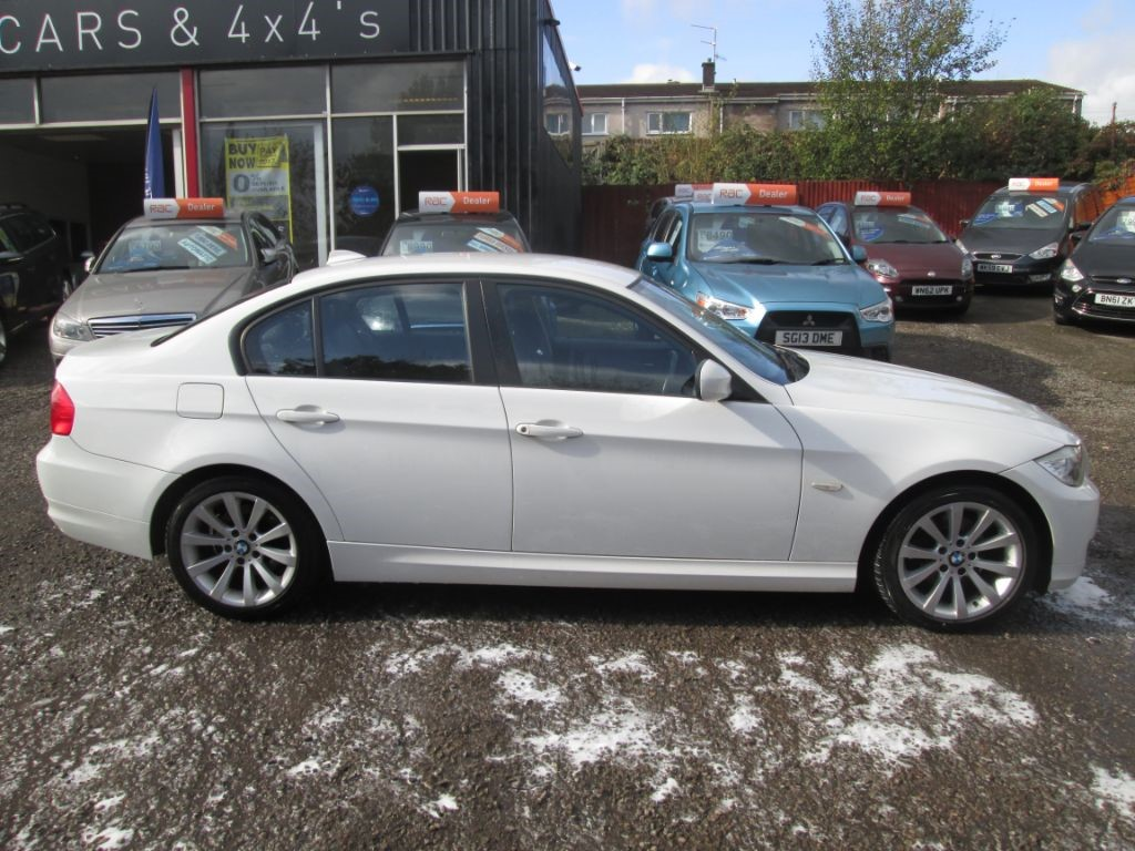 used BMW 318i SE BUSINESS EDITION in torfaen