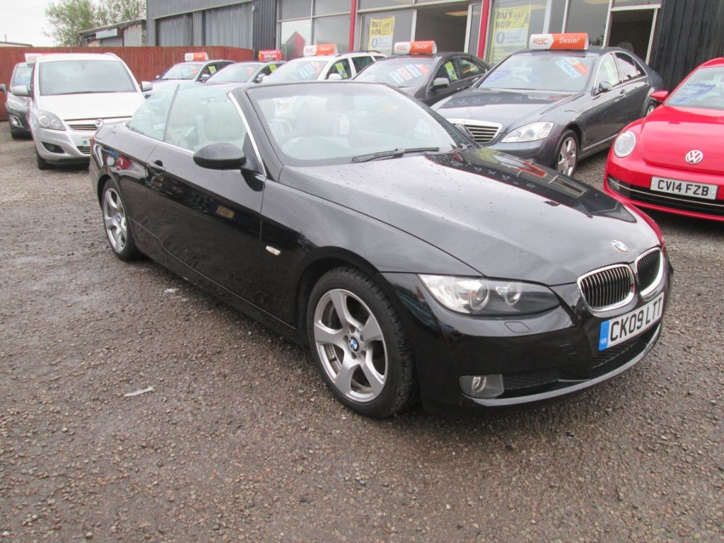 used BMW 320d SE in torfaen