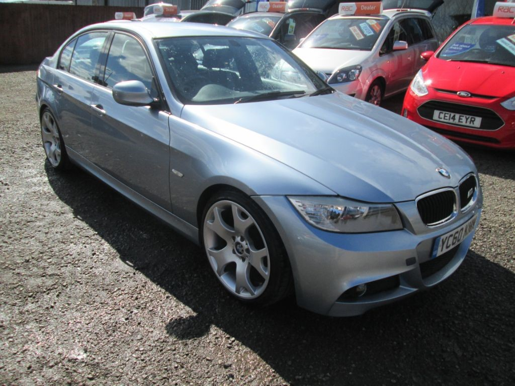 used BMW 320d M SPORT in torfaen