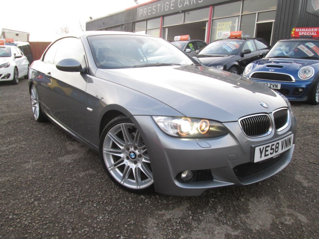Used Grey BMW D For Sale Torfaen - Bmw 335 diesel for sale