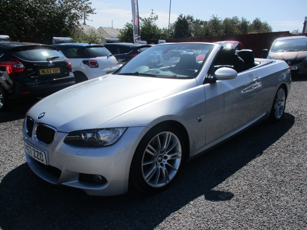 used BMW 330i M SPORT in torfaen