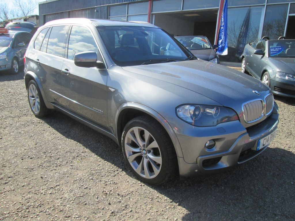 used BMW X5 XDRIVE35D M SPORT in torfaen