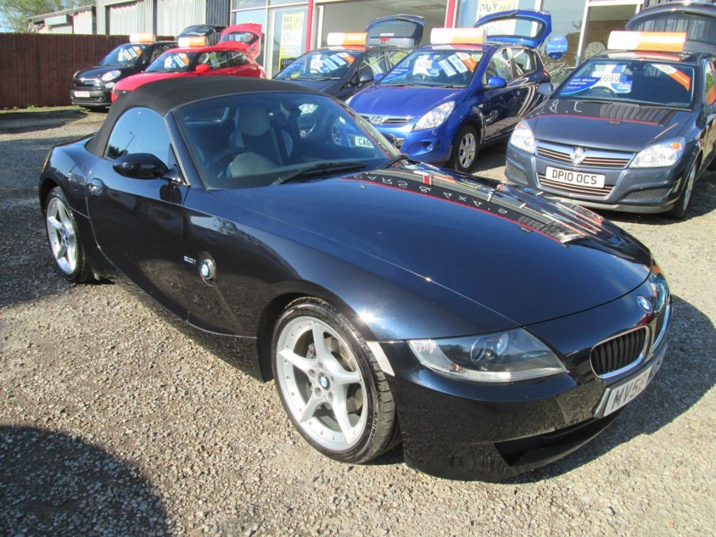 used BMW Z4 ROADSTER ED SPORT in torfaen