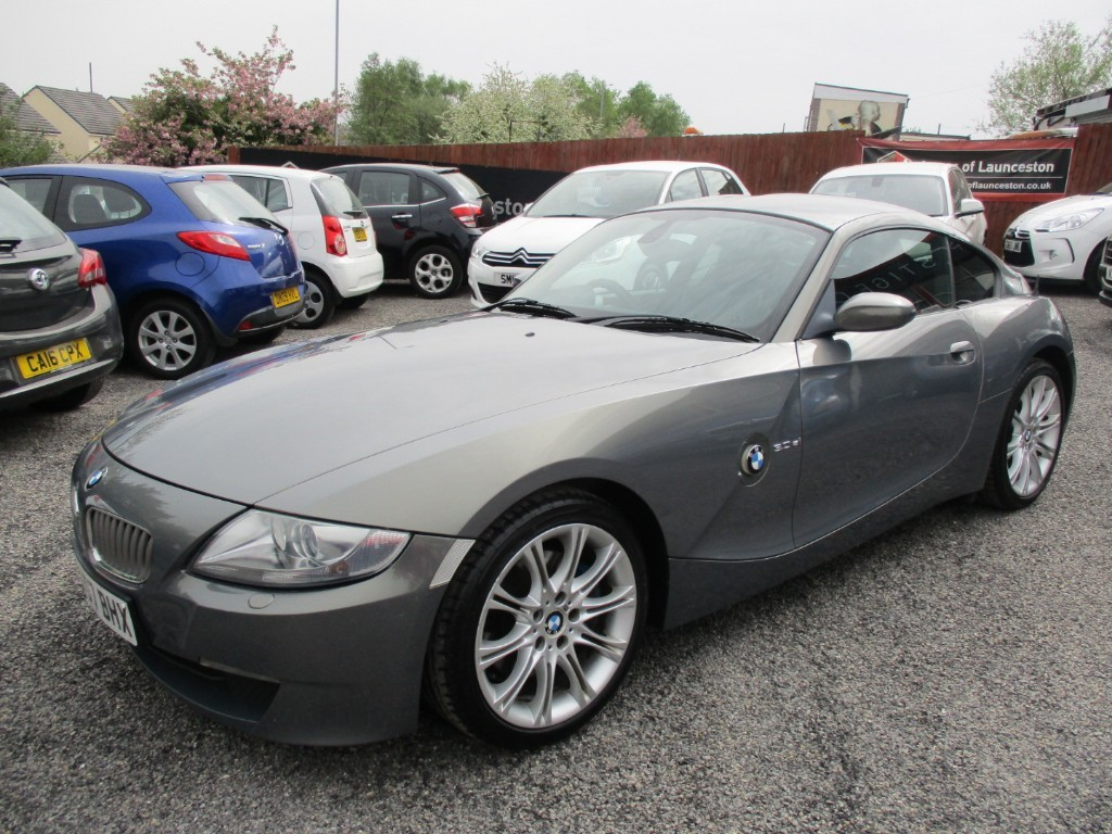 used BMW Z4 SI SPORT COUPE in torfaen