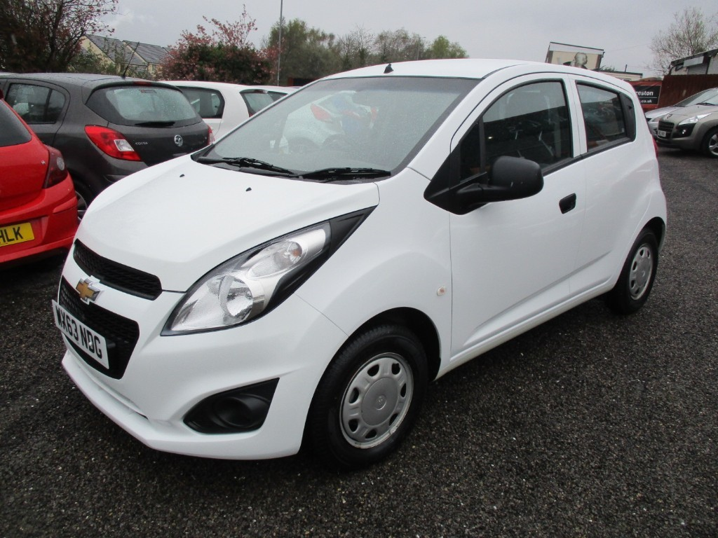 used Chevrolet Spark LS in torfaen