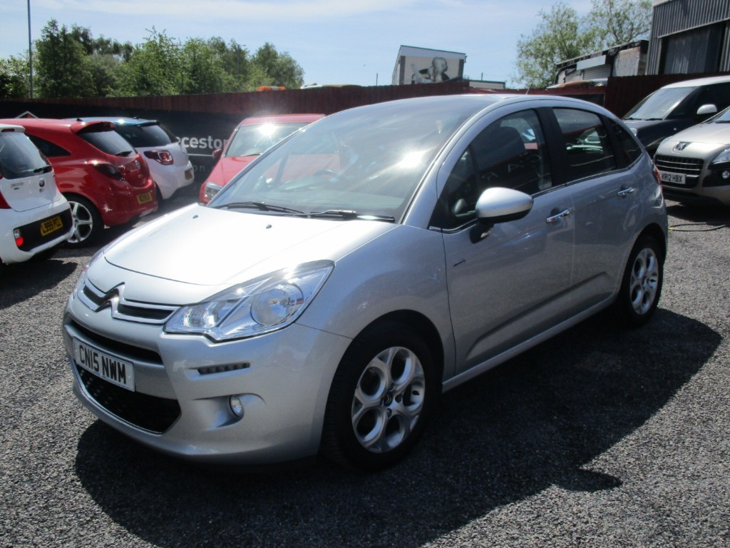 used Citroen C3 E-HDI EXCLUSIVE in torfaen