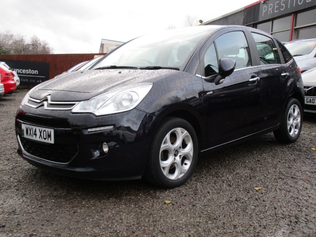 used Citroen C3 EXCLUSIVE in torfaen