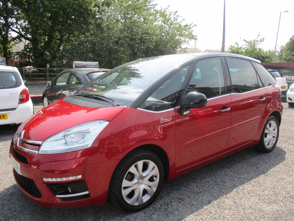 used Citroen C4 HDI PLATINUM PICASSO in torfaen