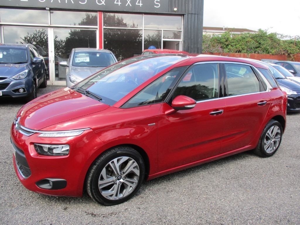 used Citroen C4 Picasso E-HDI AIRDREAM EXCLUSIVE ETG6 in torfaen