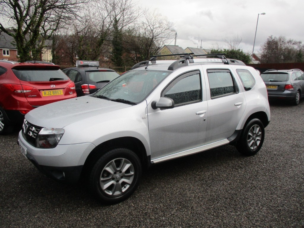 used Dacia Duster LAUREATE DCI in torfaen