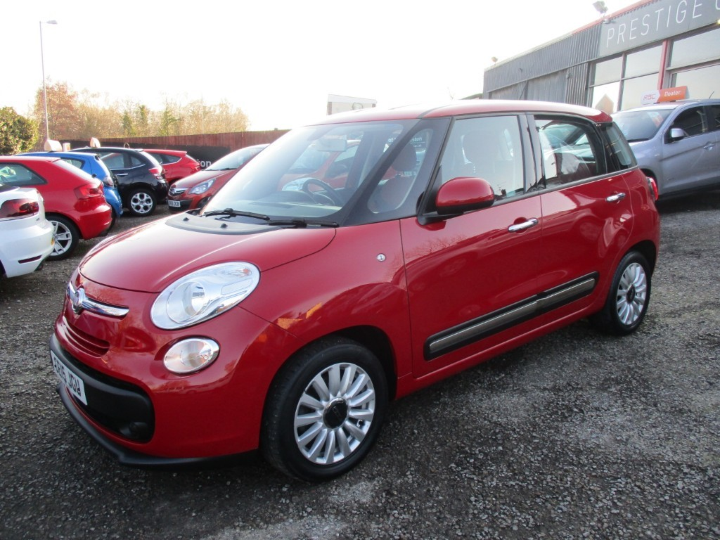 used Fiat 500L POP STAR in torfaen