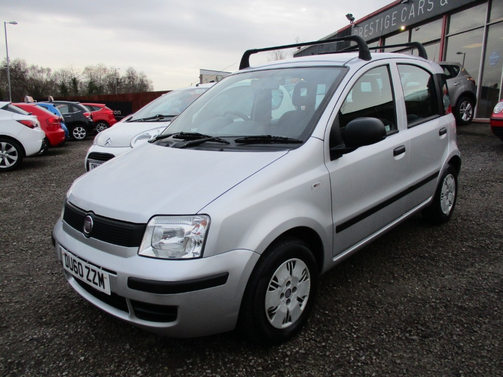 used Fiat Panda ACTIVE ECO in torfaen