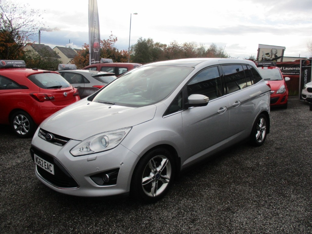 used Ford C-Max GRAND TITANIUM X TDCI in torfaen