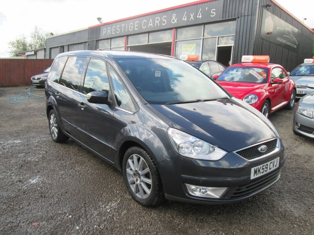 used Ford Galaxy GHIA TDCI in torfaen