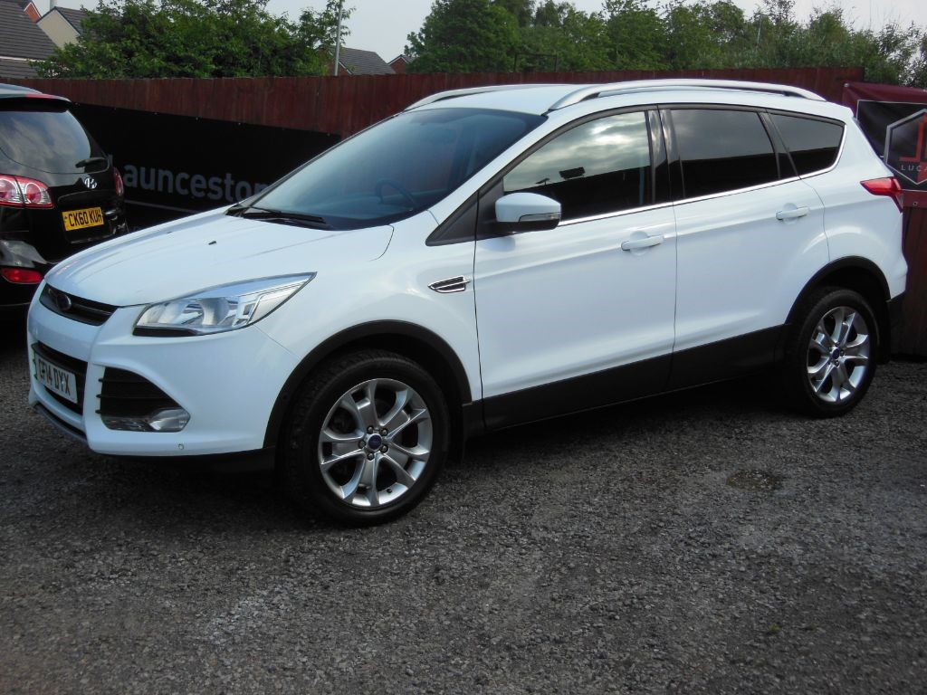 ford kuga hand titanium yorkshire used p hatchback tdci fiat west in and diesel usedcars second