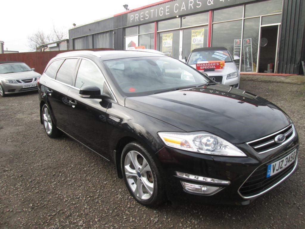 used Ford Mondeo TITANIUM X BS ED TDCI in torfaen