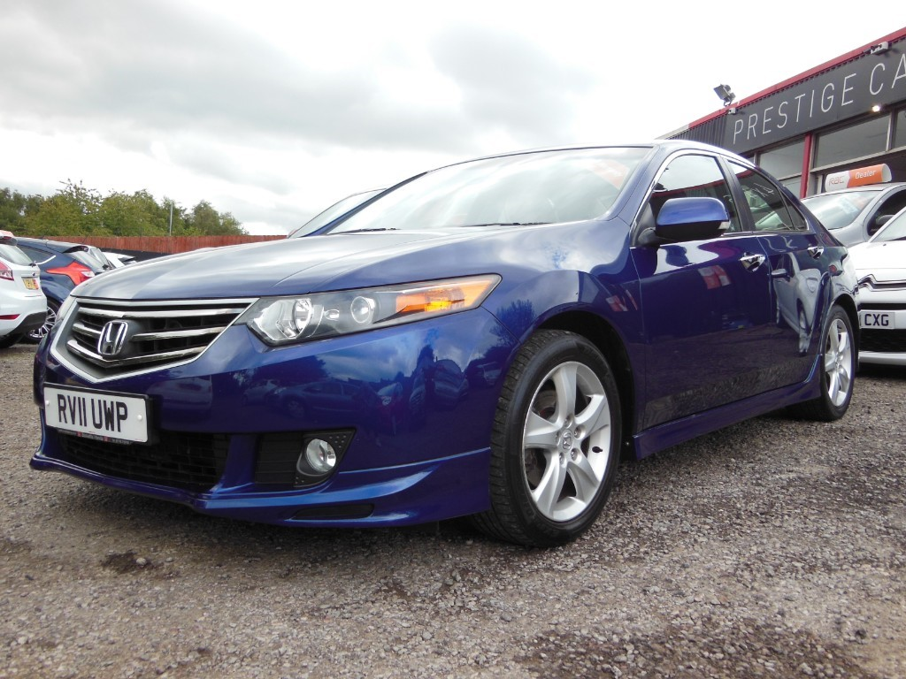 used Honda Accord 2.2 I-DTEC EX GT 4dr in torfaen