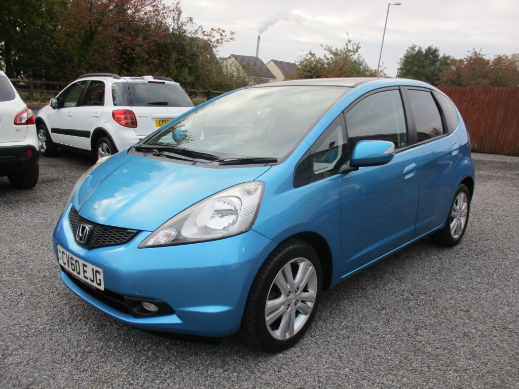 used Honda Jazz I-VTEC EX I-SHIFT in torfaen