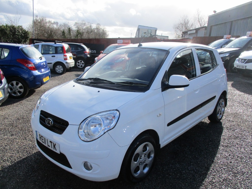 used Kia Picanto DOMINO in torfaen