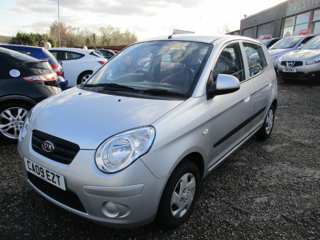 used Kia Picanto 12V in torfaen