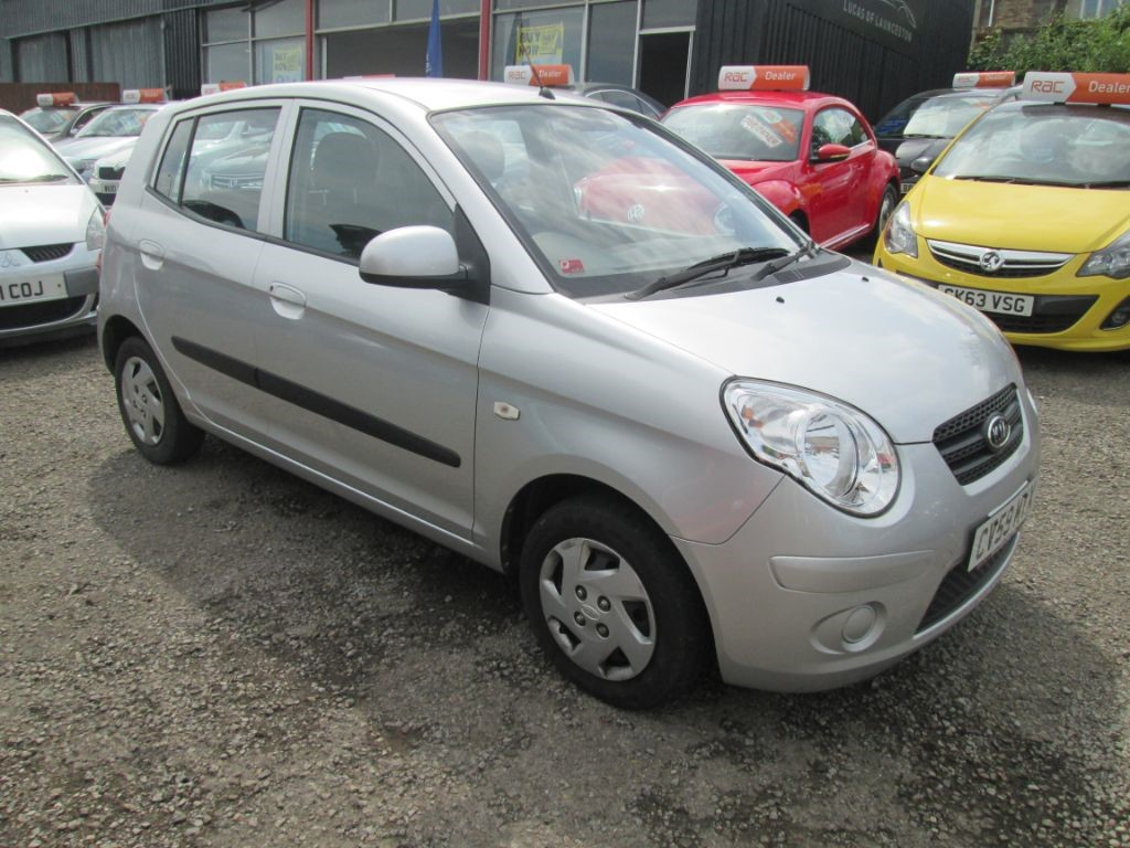 used Kia Picanto 1 in torfaen