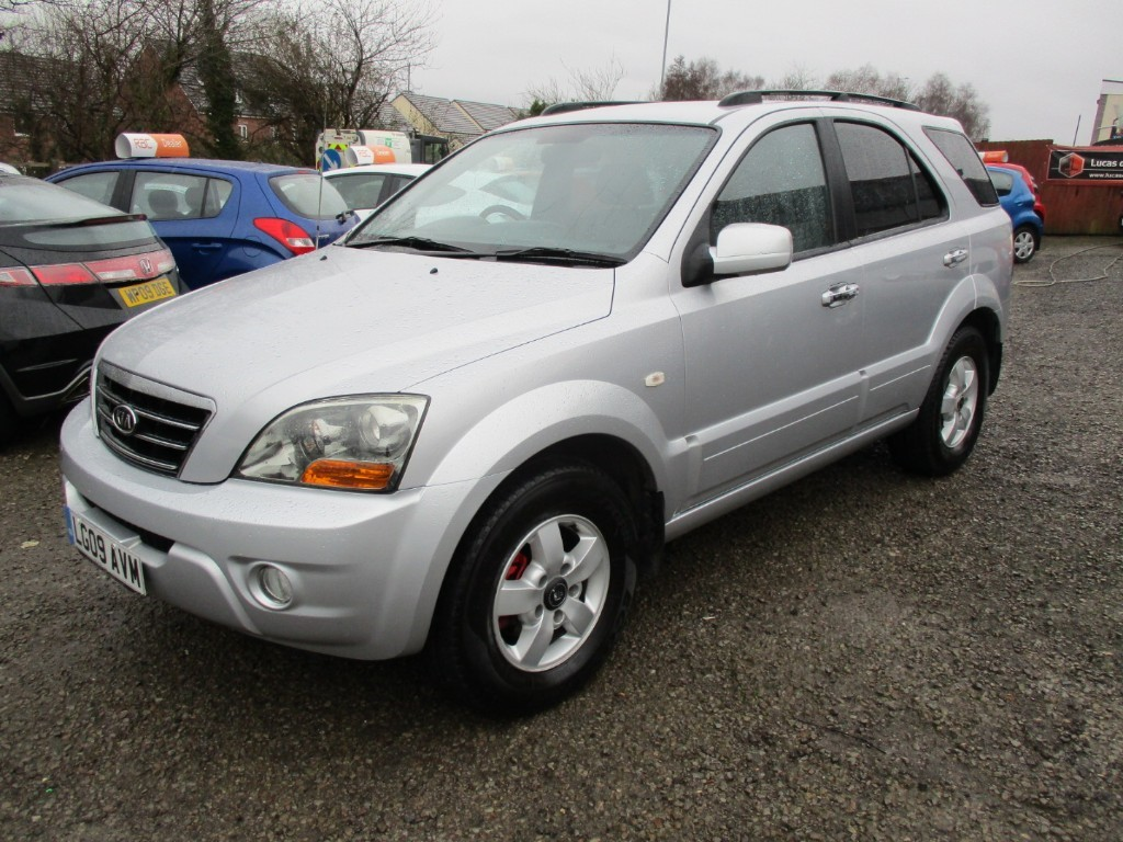 used Kia Sorento XS in torfaen