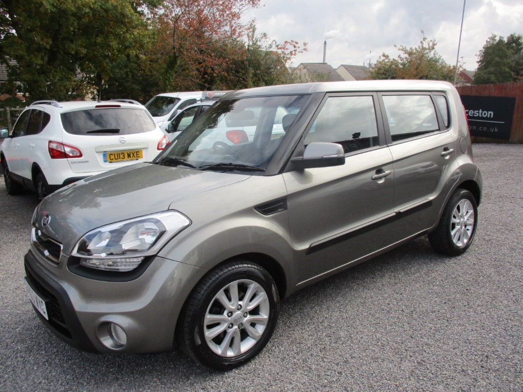 used Kia Soul CRDI 2 in torfaen