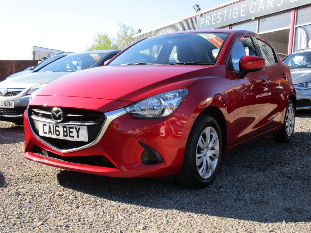 used Mazda Mazda2 SE in torfaen