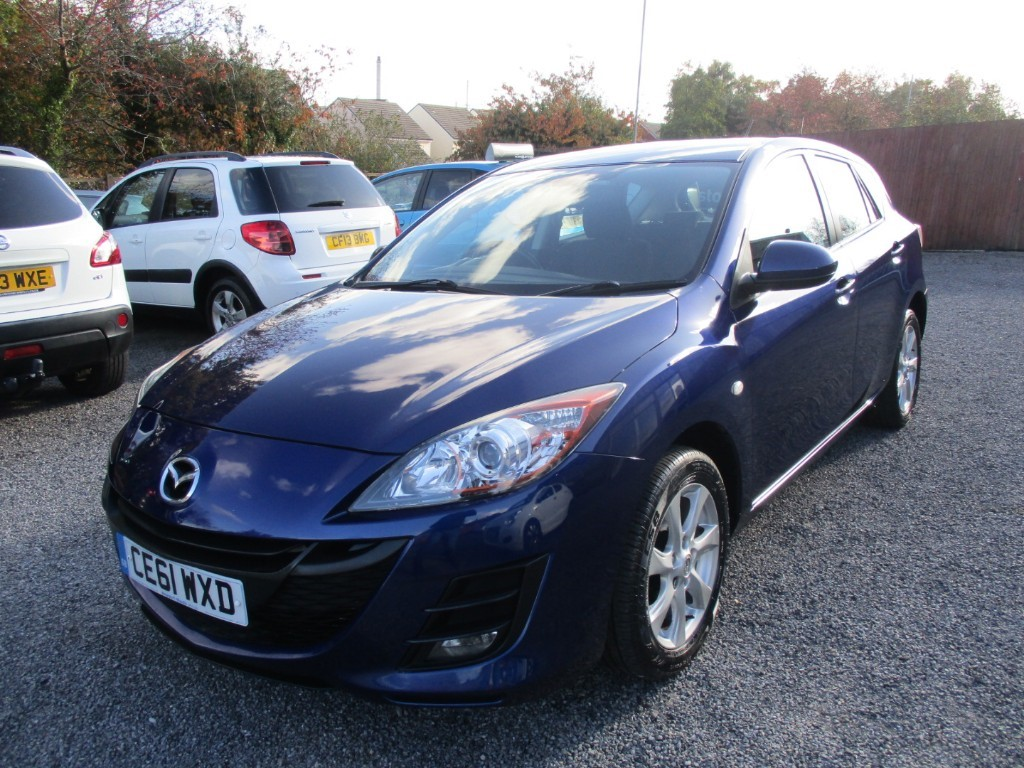 used Mazda Mazda3 TS2 in torfaen