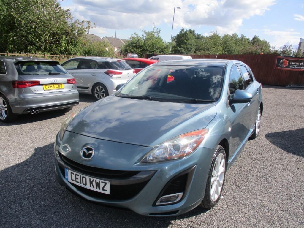 used Mazda Mazda3 TAMURA in torfaen