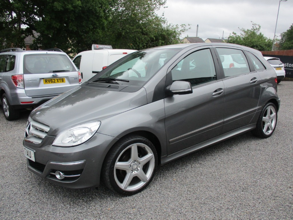 used Mercedes B180 CDI SPORT in torfaen