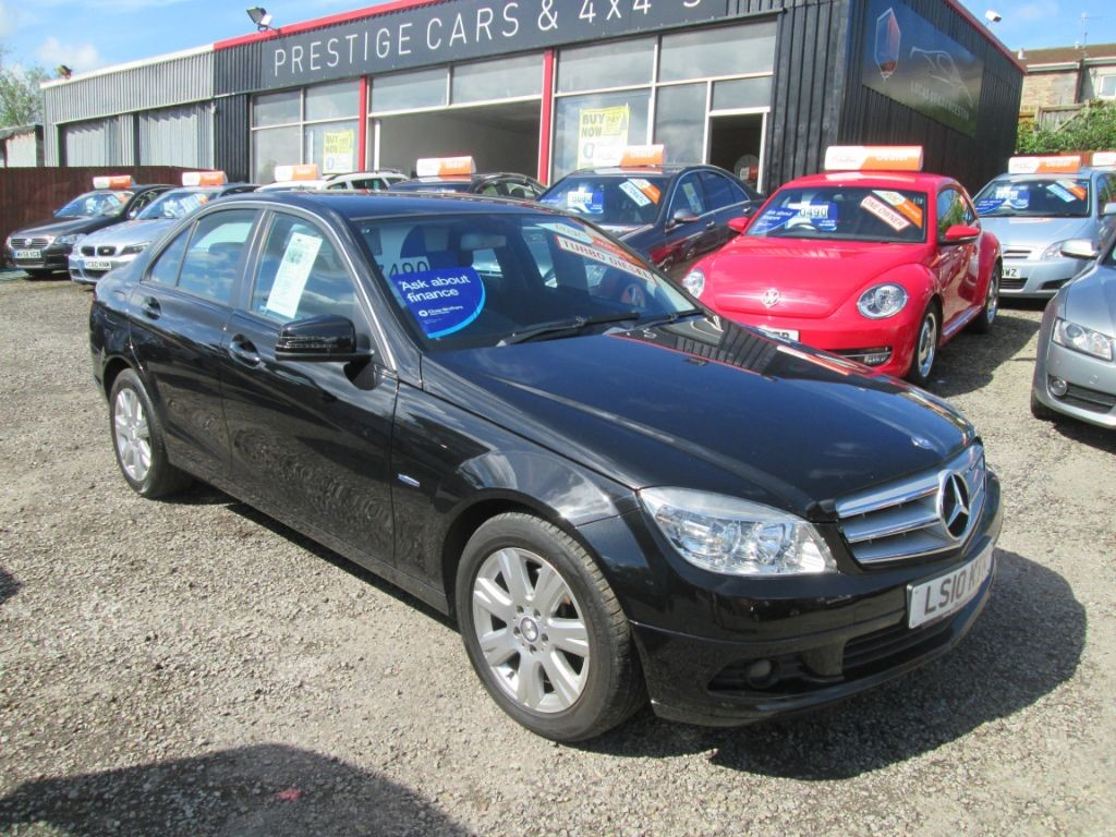 used Mercedes C200 CDI BLUEEFFICIENCY EXECUTIVE SE in torfaen