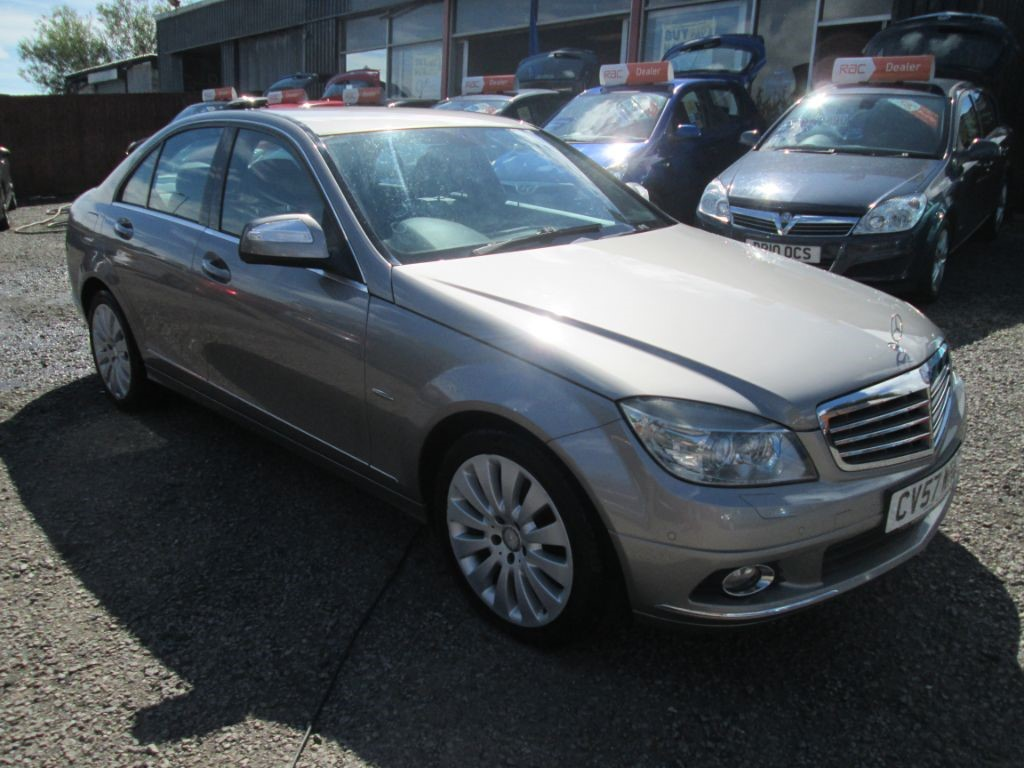 used Mercedes C320 CDI ELEGANCE in torfaen