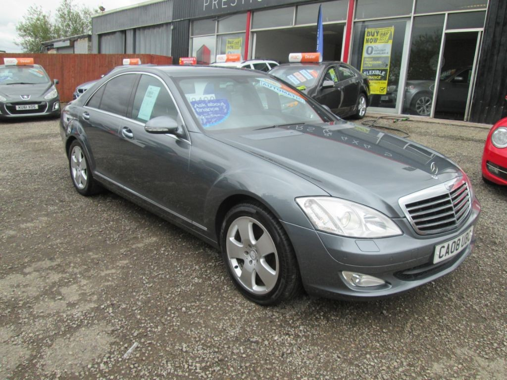 used Mercedes S320 CDI in torfaen
