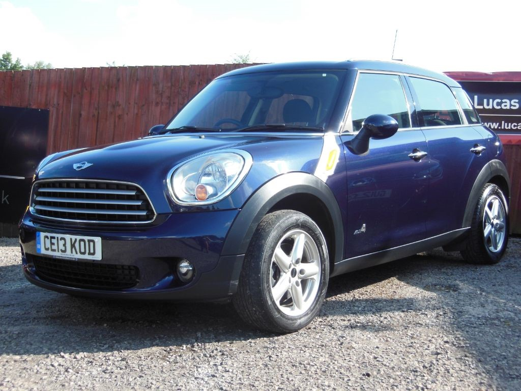 used MINI Countryman COOPER D ALL4 in torfaen