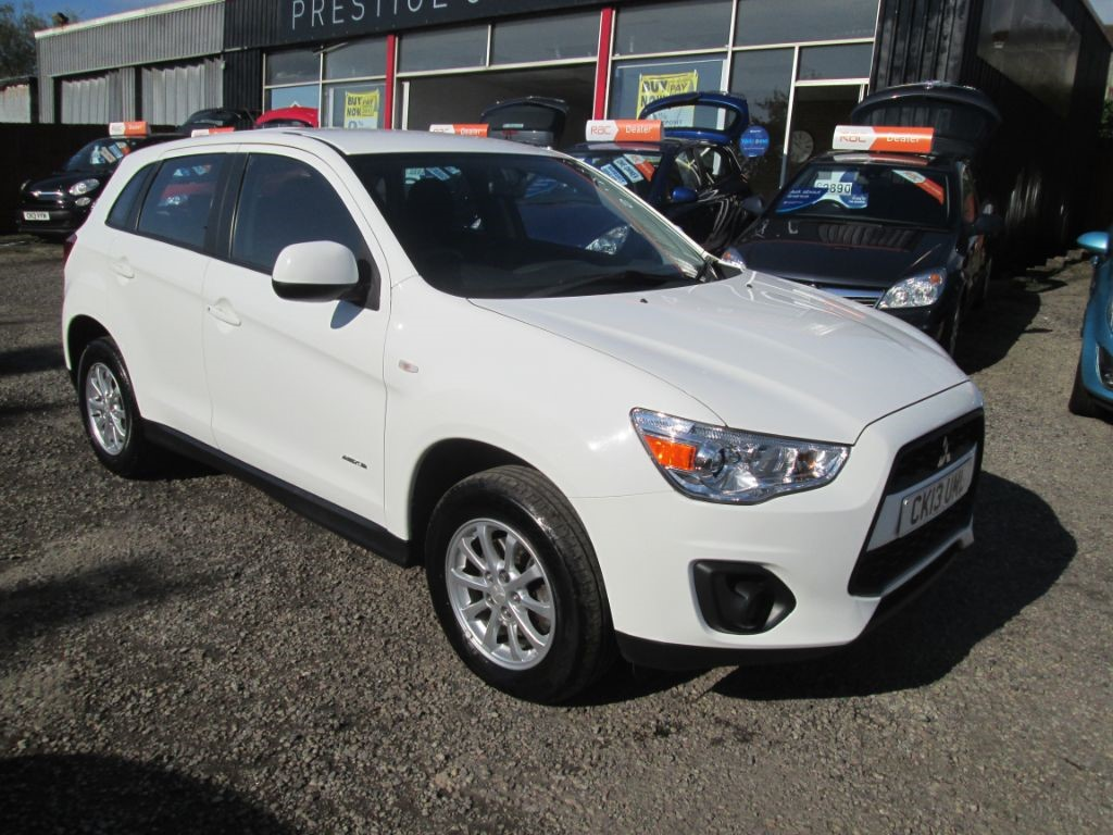 used Mitsubishi ASX 2 in torfaen