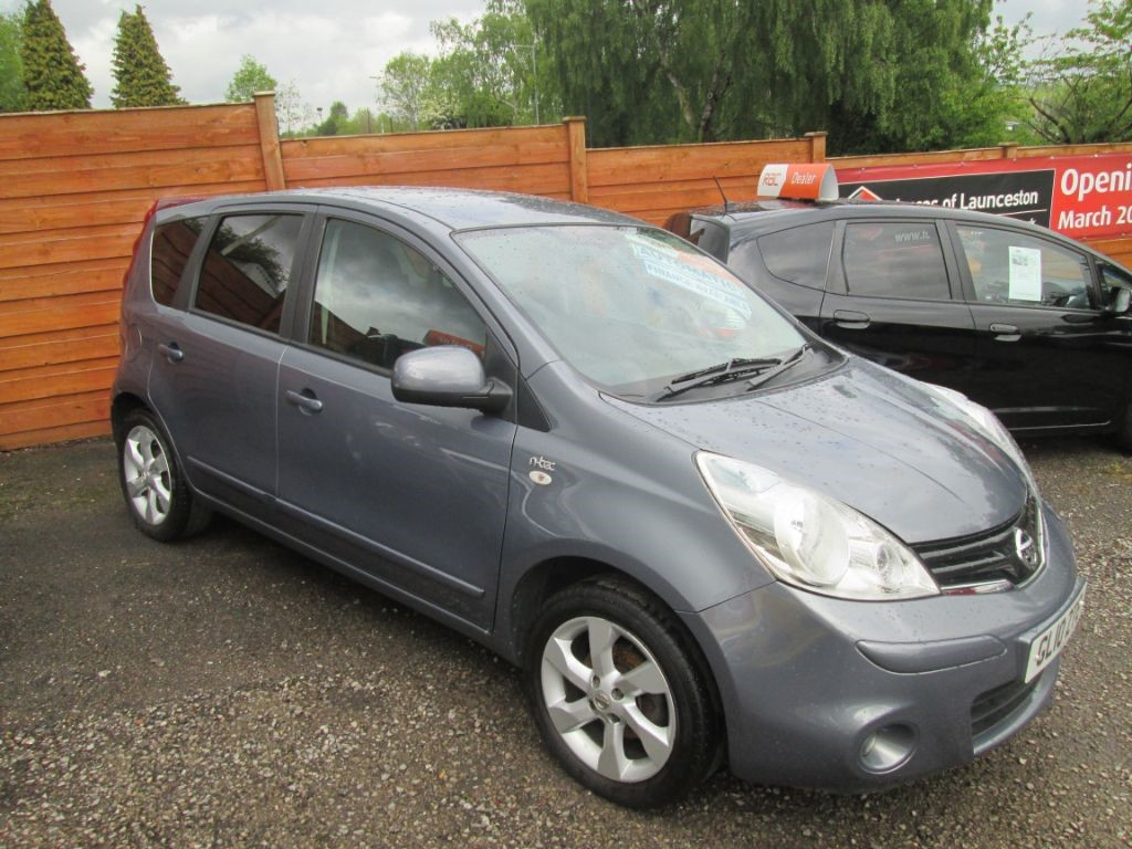 used Nissan Note TEKNA in torfaen