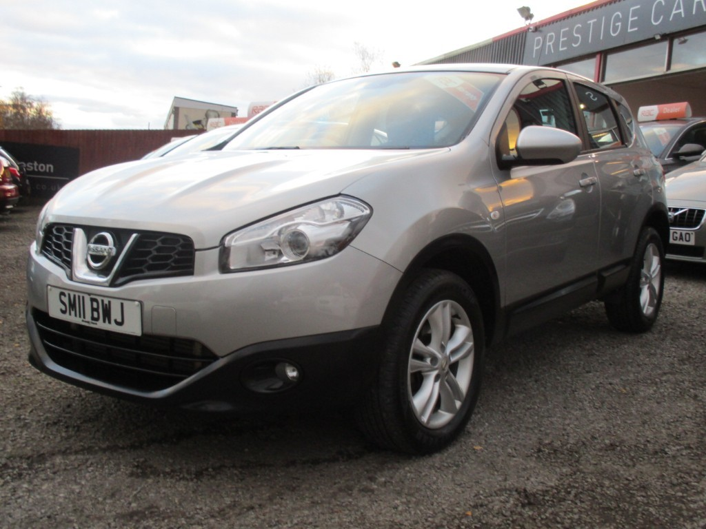 used Nissan Qashqai DCI ACENTA in torfaen