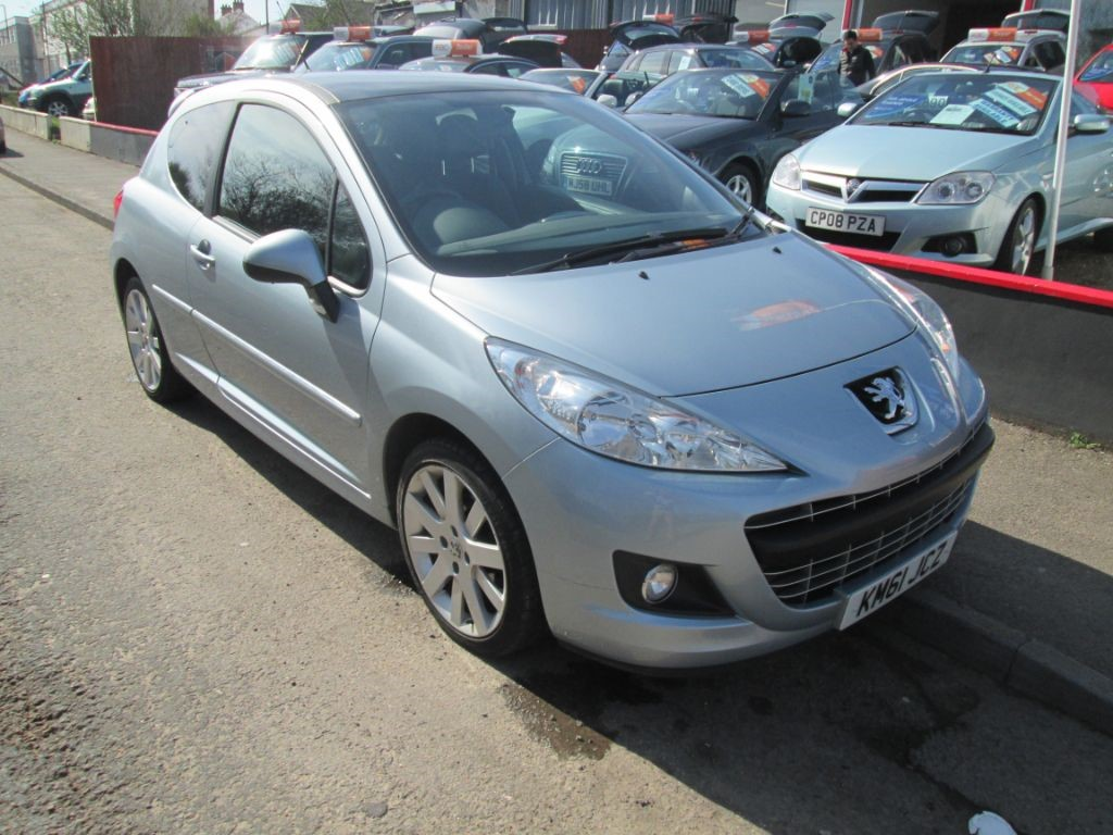 used blue peugeot 207 for sale torfaen. Black Bedroom Furniture Sets. Home Design Ideas