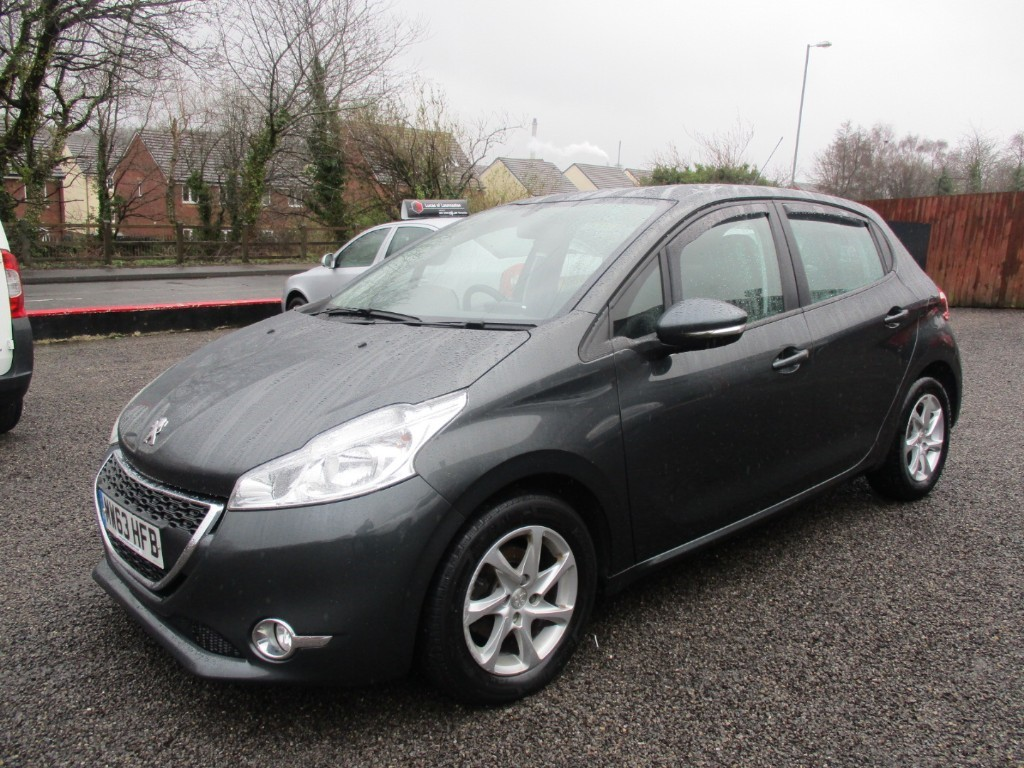 used Peugeot 208 HDI ACTIVE in torfaen