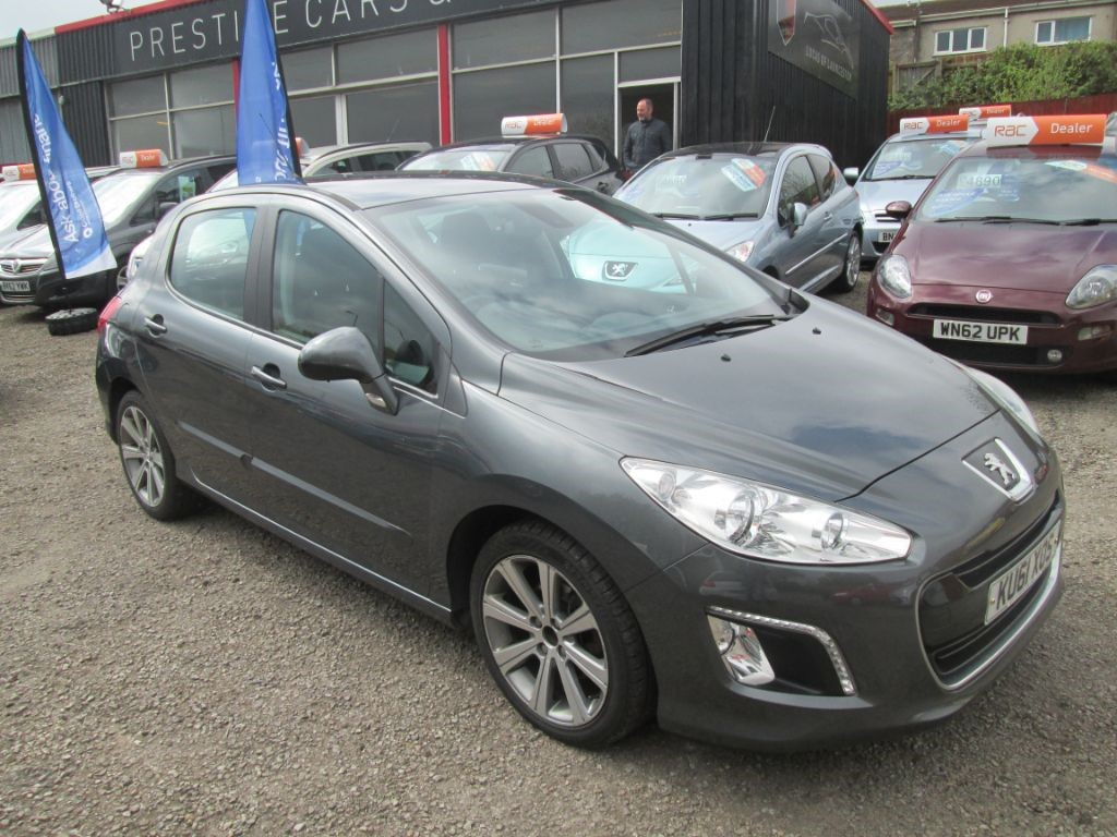 used Peugeot 308 E-HDI ACTIVE in torfaen