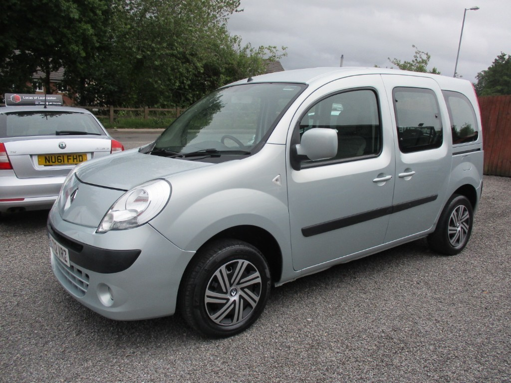 used Renault Kangoo EXPRESSION 16V in torfaen