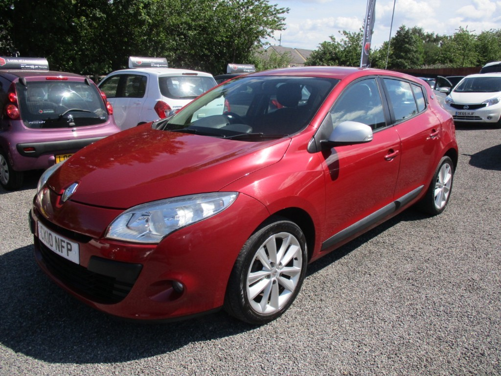 used Renault Megane I-MUSIC DCI in torfaen