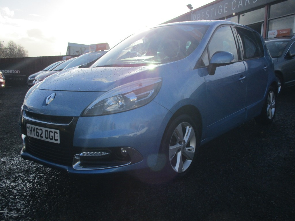 used Renault Scenic DYNAMIQUE TOMTOM DCI in torfaen
