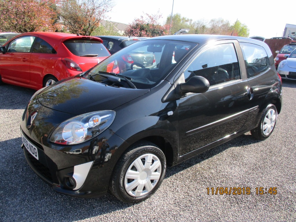 used Renault Twingo EXTREME in torfaen