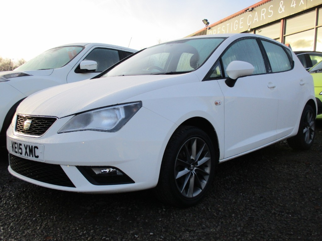 used SEAT Ibiza TSI I-TECH in torfaen
