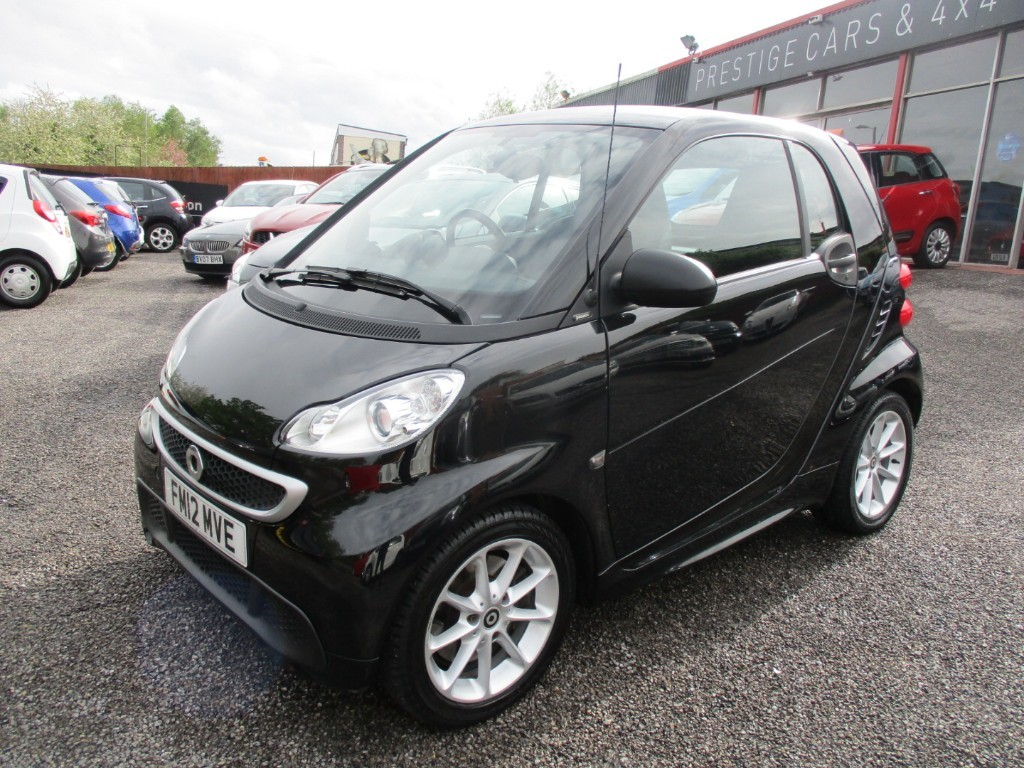 used Smart Car Fortwo Coupe PASSION MHD in torfaen