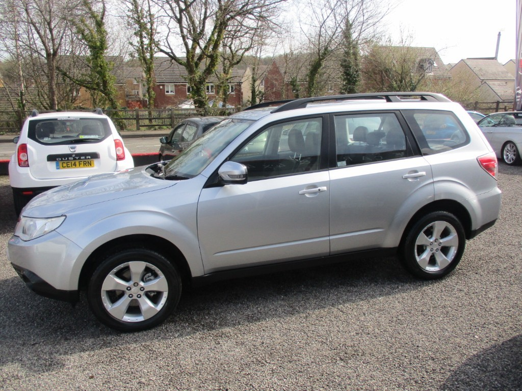 used Subaru Forester D XS NAVPLUS in torfaen