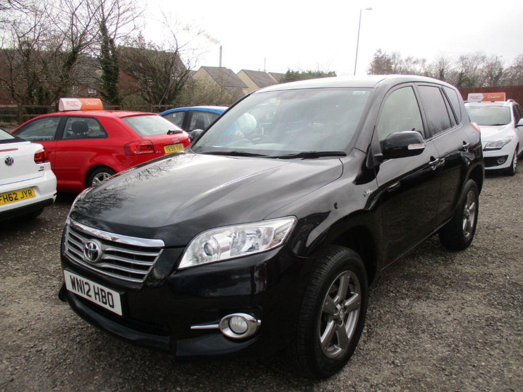 used Toyota RAV4 D-CAT XT-R AWD in torfaen