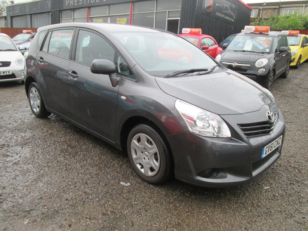 used Toyota Verso T2 VALVEMATIC in torfaen